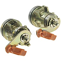 Standard DL-41 Door Lock - Chrome, Direct Fit, Sold individually