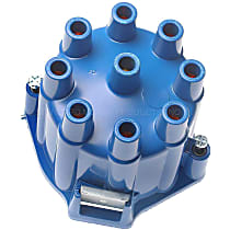 Standard DR-429 Distributor Cap - Blue, Direct Fit, Sold individually