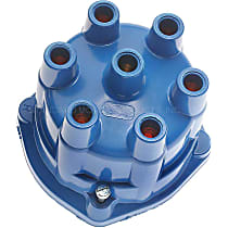 DR-438 Distributor Cap - Blue, Direct Fit, Sold individually
