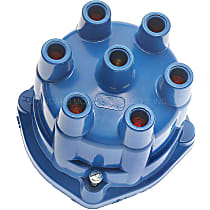 Standard DR-438 Distributor Cap - Blue, Direct Fit, Sold individually