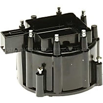 Standard DR-447 Distributor Cap - Black, Direct Fit, Sold individually