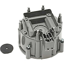 Distributor Cap - Gray, Direct Fit, Sold individually
