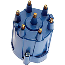 DR-457 Distributor Cap - Blue, Direct Fit, Sold individually
