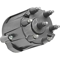 DR457T Distributor Cap - Gray, Direct Fit, Sold individually