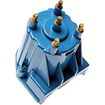 DR-459 Distributor Cap - Blue, Direct Fit, Sold individually