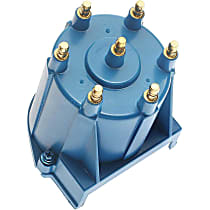 DR-460 Distributor Cap - Blue, Direct Fit, Sold individually