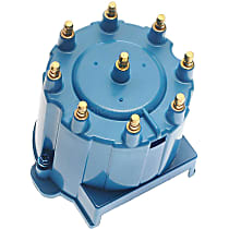 DR-468 Distributor Cap - Blue, Direct Fit, Sold individually