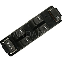 DWS-1115 Window Switch - Front, Driver Side