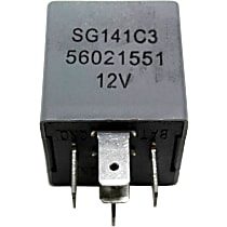 Standard EFL-16 Flasher Relay - Direct Fit
