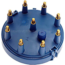 Standard FD-168 Distributor Cap - Blue, Direct Fit, Sold individually