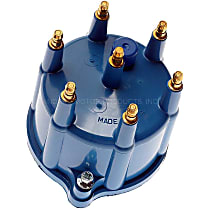 FD-169 Distributor Cap - Blue, Direct Fit, Sold individually