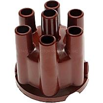 Standard GB-424 Distributor Cap - Dark Brown, Direct Fit, Sold individually