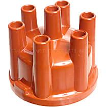 GB-425 Distributor Cap - Orange, Direct Fit, Sold individually