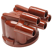 Standard GB-427 Distributor Cap - Red, Direct Fit, Sold individually