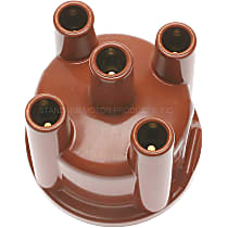GB-430 Distributor Cap - Brown, Direct Fit, Sold individually