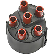 GB-449 Distributor Cap - Black, Direct Fit, Sold individually