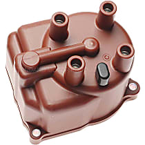 Distributor Cap - Brown, Direct Fit, Sold individually