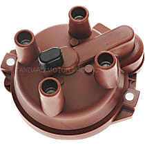 Standard JH201T Distributor Cap - Brown, Direct Fit, Sold individually