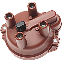 Standard JH205T Distributor Cap - Red, Direct Fit, Sold individually