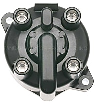 Standard JH-237 Distributor Cap - Black, Direct Fit, Sold individually