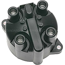 Standard JH-246 Distributor Cap - Black, Direct Fit, Sold individually