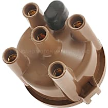Standard JH-67 Distributor Cap - Brown, Direct Fit, Sold individually