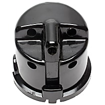 LU-420 Distributor Cap - Black, Direct Fit, Sold individually