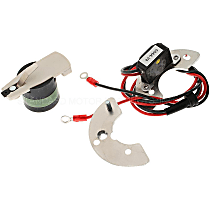 LX-813 Ignition Conversion Kit - Direct Fit