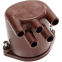 Standard MA-412 Distributor Cap - Brown, Direct Fit, Sold individually