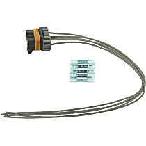 S-1142 Connectors - Direct Fit, Sold individually