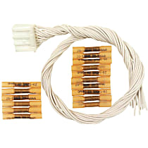 S-1244 Connectors - Direct Fit, Sold individually