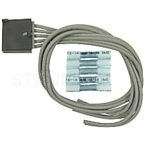 Standard S-1619 HVAC Blower Motor Resistor Connector