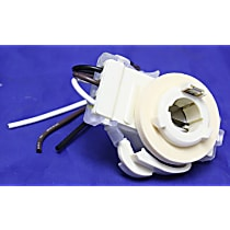 Bulb Socket - Direct Fit, Sold individually Rear