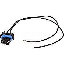 Standard S-524 Fog Light Connector