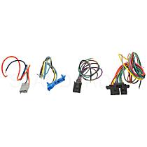 S-836 Connectors - Direct Fit, Set of 4