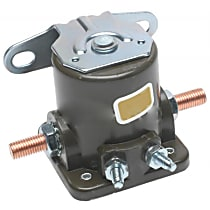 Standard SS-581 Starter Solenoid - Direct Fit, Sold individually
