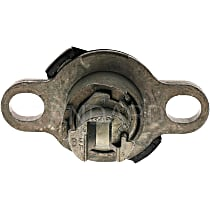 Standard TL-109B Trunk Lock - Black, Direct Fit, Sold individually