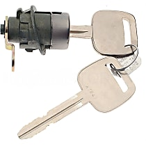 TL-160 Trunk Lock - Natural, Direct Fit, Sold individually