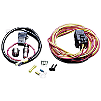 SPAL 185FH Fan Wiring Harness, with 185 Thermoswitch, Kit