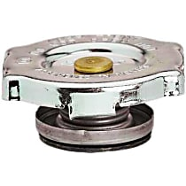 Stant Radiator Cap - 10234 - Round, 18 lbs., Polished, Steel, Sold individually