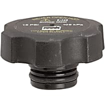Stant Radiator Cap - 10248 - Round, 15 lbs., Black, Plastic, Sold individually