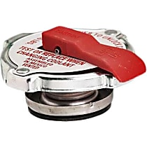 Stant Radiator Cap - 10331 - Round, 10 lbs., Polished, Steel, Sold individually