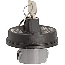Stant 10509 Gas Cap - Black, Locking, Direct Fit, Sold individually