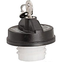 10591 Gas Cap - Black, Locking, Direct Fit, Sold individually