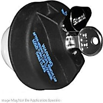 Stant 10596 Gas Cap - Black, Locking, Direct Fit, Sold individually