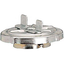 10810 Gas Cap - Zinc-Plated, Non-locking, Direct Fit, Sold individually