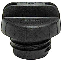 10817 Gas Cap - Black, Non-locking, Direct Fit, Sold individually