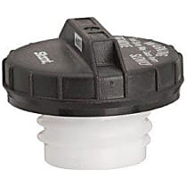 10835 Gas Cap - Black, Non-locking, Direct Fit, Sold individually