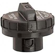 10836 Gas Cap - Black, Non-locking, Direct Fit, Sold individually