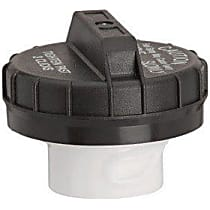 10840 Gas Cap - Black, Non-locking, Direct Fit, Sold individually